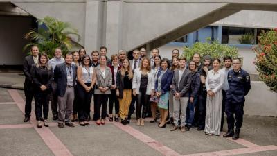 Asistencia técnica de CEPAL al Ministerio de Comunicación de Costa Rica