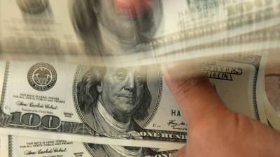 Foto de dólares