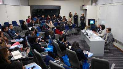 Curso Prospectiva territorial y desarrollo sostenible