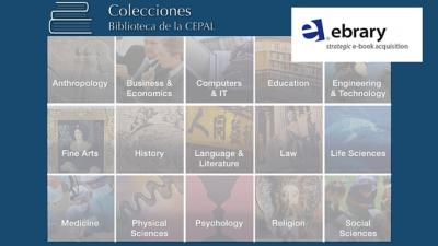 Plataforma ebrary ebooks