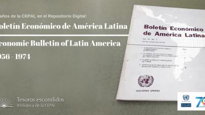 Boletín Económico LA 1956 - 1974
