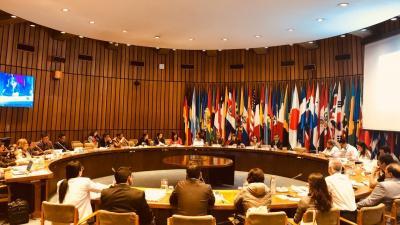 Funcionarios públicos de la región participan en curso sobre Gobierno Abierto y herramientas para una gestión pública transparente, participativa y colaborativa