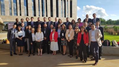 Reunión de la red de la OCDE sobre Gobierno Abierto e Innovación