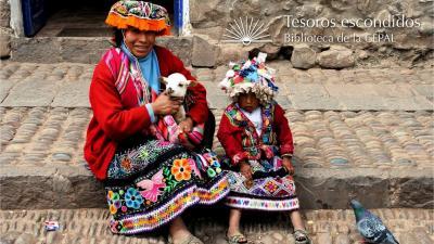Personas indígenas del Perú