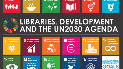 IFLA and ODS and Libraries