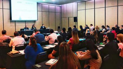 Funcionarios públicos de Paraguay participan en curso sobre Planificación Estratégica Institucional y Gestión Pública
