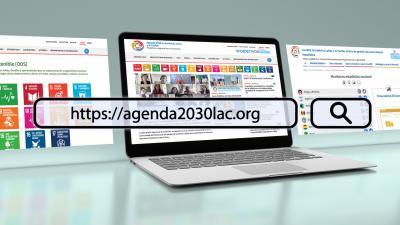 Imagen Plataforma de los ODS - SDG Gateway