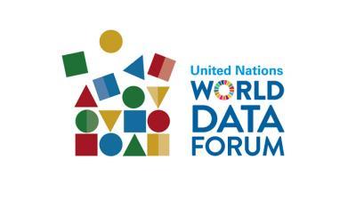 Banner del UN World Data Forum.