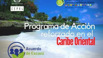 Banner MOU CEPAL-OECO ESP