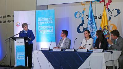 XIV Conferencia de Ministros y Jefes de Planificación de América Latina y el Caribe.