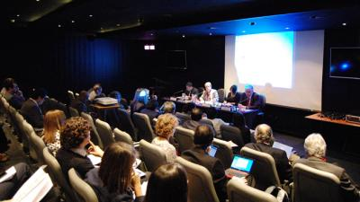 Imagen del seminario Condicionantes de la inversión pública en el gran impulso ambiental y en la sostenibilidad del desarrollo.