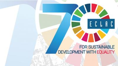 Banner 70 anniversary of ECLAC