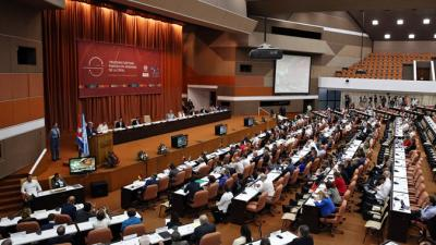 Inauguration of ECLAC's 37th Session