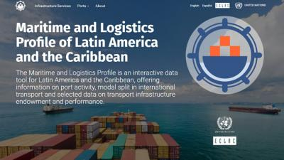 Maritime and Logistics Profile cover
