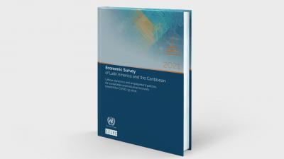 Cover Economic Survey 2021 English