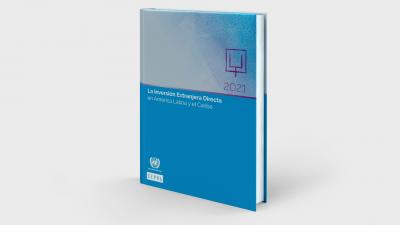 Portada informe Inversión Extranjera Directa en ALC 2021