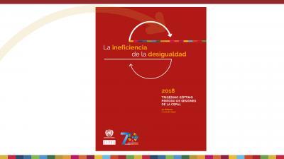 Portada documento la Ineficiencia de la desigualdad PSES 37