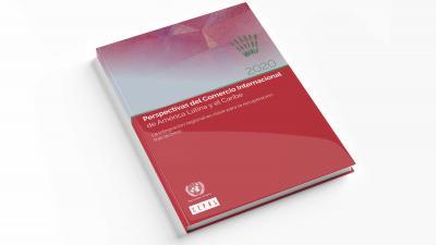 Portada flagship Perspectivas Comercio Internacional ALC 2020