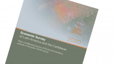 Cover Economic Survey 2020 English