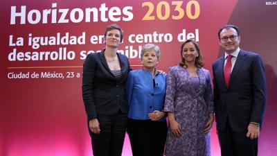 Seminario Alto Nivel y presentación documento Horizontes 2030