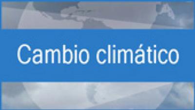 Banner Cambio climático