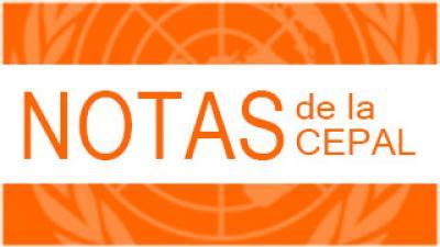 Imagen del banner de Notas de la CEPAL