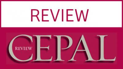 Banner CEPAL Review highlights