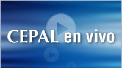 Banner de CEPAL en vivo
