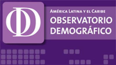 Imagen portada publicación Observatorio Demografico