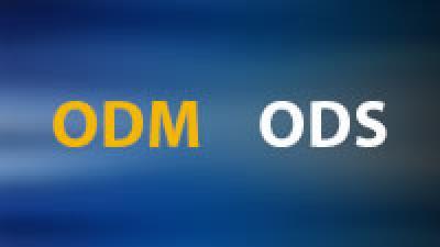 Imagen logo ODM Y ODS