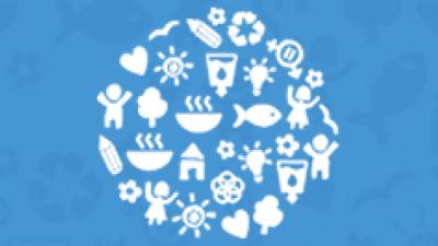 Banner Concausa. Primer Conversatorio UNICEF
