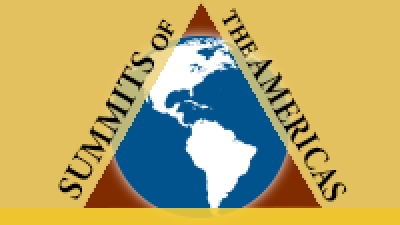 Logo Summit of the Americas