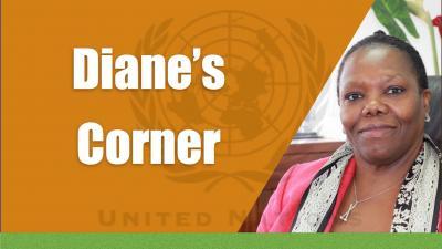 Diane's Corner