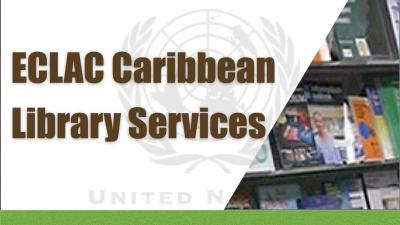 Banner ECLAC Library services