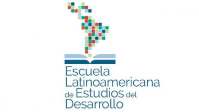 Logo escuela latinoamericana de estudios