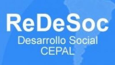 ReDeSoc Desarrollo Social CEPAL