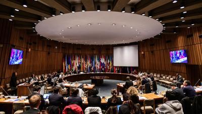 El seminario se realizó en la sede de la CEPAL en Santiago de Chile