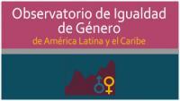 Imagen de logo del Observatorio de Igualdad de Género