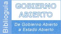 Nueva bilblioguía Gobierno Abierto a Estado Abierto