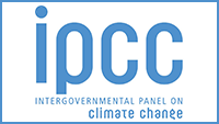 Imagen con las iniciales de Intergovernmental Panel on Climate Change (IPCC)