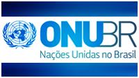 Imagen logo de ONU Brasil