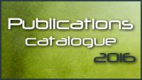 Publications catalogue 2016