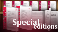 Image of the banner for special editions of CEPAL Review