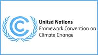Imagen del logo de United Nations Framework Convention on Climate Change