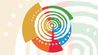 Banner de la primera reunión del Foro de los Países de América Latina y el Caribe sobre el Desarrollo Sostenible