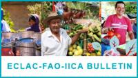 Banner Bulletin ECLAC FAO IICA