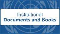 Banner Intitutional Documents and Books