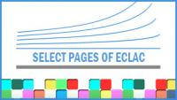 Select pages of ECLAC
