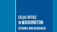 Banner ECLAC office in Washington