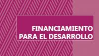 Banner Serie Financiamiento para el desarrollo